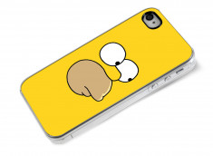 Coque iPhone 4/4S Homer
