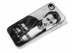 Coque iPhone 4/4S The Icons- James Dean