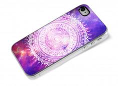 Coque iPhone 4/4S Mandala V1 modèle 2