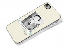 Coque iPhone 4/4S Movember-I'm not Strange