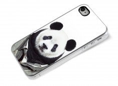 Coque iPhone 4/4S Smart Zoo- Panda