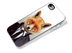 Coque iPhone 4/4S Smart Zoo- Renard
