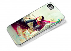 Coque iPhone 4/4S Skater
