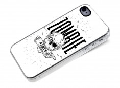 Coque iPhone 4/4S Zombie Party