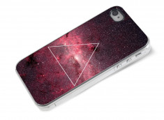 Coque iPhone 4/4S Infinity Red