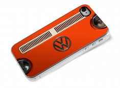 Coque iPhone 4/4S Combi-orange