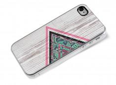 Coque iPhone 4/4S Graphic Wood-Modèle 3