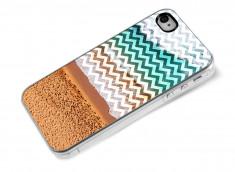 Coque iPhone 4/4S Chevrons Beach