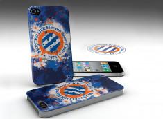 Coque Officielle iPhone 4/4S Montpellier H.S.C. 2014