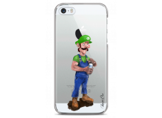 Coque iPhone 4/4S Luigi