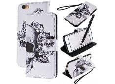 Etui iPhone 4/4S Tête de Mort