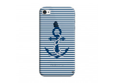 Coque iPhone 4/4S Ancre