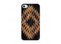 Coque iPhone 4/4S Aztec One Motiv Translu