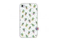 Coque iPhone 4/4S Le Monde Entier est un Cactus Translu