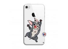 Coque iPhone 4/4S Dog Impact