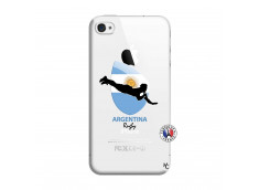 Coque iPhone 4/4S Coupe du Monde Rugby-Argentina