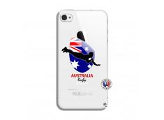 Coque iPhone 4/4S Coupe du Monde Rugby-Australia