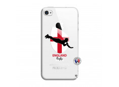 Coque iPhone 4/4S Coupe du Monde Rugby-England