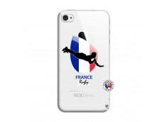 Coque iPhone 4/4S Coupe du Monde de Rugby-France