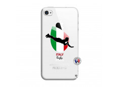 Coque iPhone 4/4S Coupe du Monde Rugby-Italy