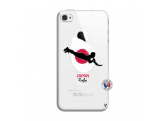 Coque iPhone 4/4S Coupe du Monde Rugby-Japan