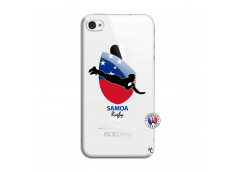 Coque iPhone 4/4S Coupe du Monde Rugby-Samoa