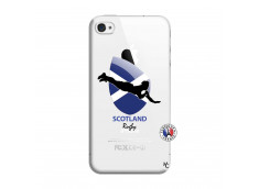 Coque iPhone 4/4S Coupe du Monde Rugby-Scotland