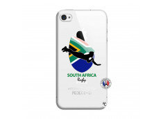 Coque iPhone 4/4S Coupe du Monde Rugby-South Africa
