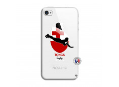 Coque iPhone 4/4S Coupe du Monde Rugby-Tonga