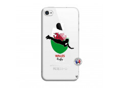 Coque iPhone 4/4S Coupe du Monde Rugby-Walles