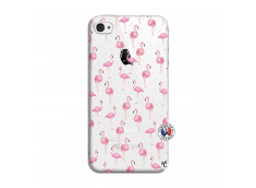 Coque iPhone 4/4S Flamingo