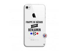 Coque iPhone 4/4S Frappe De Batard Comme Benjamin