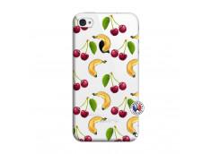 Coque iPhone 4/4S Hey Cherry, j'ai la Banane