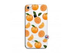 Coque iPhone 4/4S Orange Gina