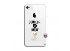 Coque iPhone 4/4S Gouteur De Biere