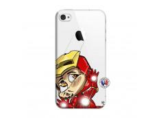 Coque iPhone 4/4S Iron Impact
