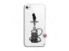 Coque iPhone 4/4S Jack Hookah