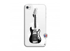 Coque iPhone 4/4S Jack Let's Play Together