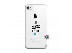 Coque iPhone 4/4S Je Crains Degun