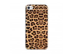 Coque iPhone 4/4S Leopard Style Translu