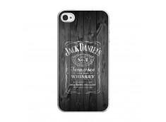 Coque iPhone 4/4S Old Jack Translu