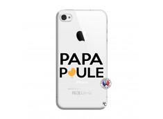 Coque iPhone 4/4S Papa Poule