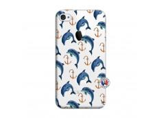 Coque iPhone 4/4S Dauphins
