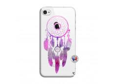Coque iPhone 4/4S Purple Dreamcatcher