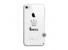Coque iPhone 4/4S Queen