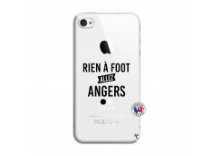 Coque iPhone 4/4S Rien A Foot Allez Angers