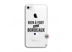 Coque iPhone 4/4S Rien A Foot Allez Bordeaux