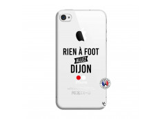 Coque iPhone 4/4S Rien A Foot Allez Dijon