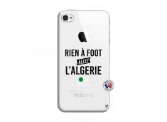 Coque iPhone 4/4S Rien A Foot Allez L Algerie