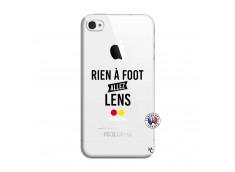 Coque iPhone 4/4S Rien A Foot Allez Lens